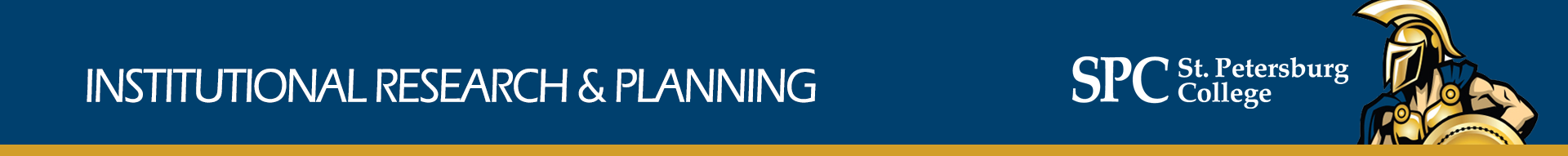 spc banner institutional research and planning