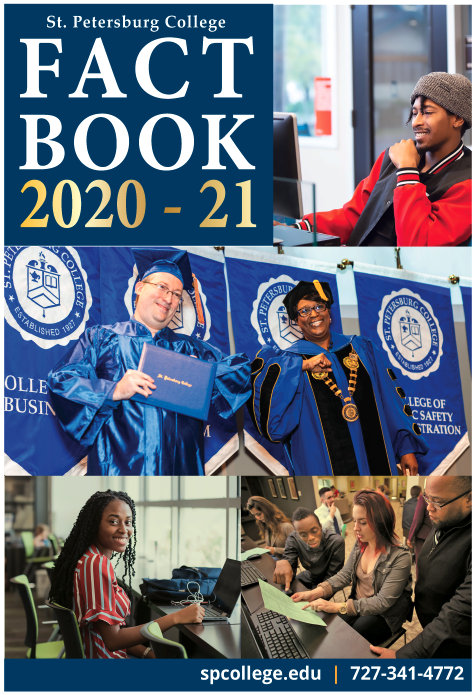 SPC 2020-21 Factbook Cover